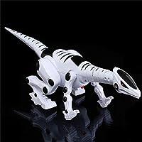 Elektrikli Robot Dinozor Oyuncak Yürüyen Kükreyen Akıllı Robot