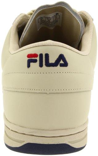 Fila Heren Originele Tennis Klassieke Sneaker Crème