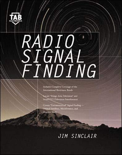 Radio Signal Finding (Tab Electronics)
