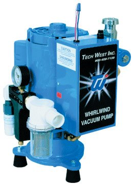 Tech WEst Whirlwind Liquid Ring Vacuum Pump by Tech West