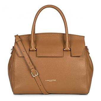 77a80d94e2 LANCASTER sac à main ALENA 529-09 - BEIGE: Amazon.fr: Vêtements et  accessoires