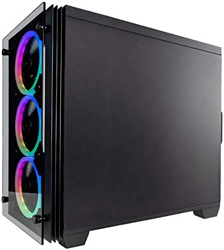 CUK STRATOS MICRO GAMING DESKTOP (AMD RYZEN 7 WITH RADEON GRAPHICS, 32GB 3200MHZ DDR4 RAM, 512GB NVME SSD + 2TB HDD, 500W PSU, AC WIFI, WINDOWS 10 HOME) GAMER PC COMPUTER