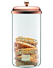 Bodum 11714-18 Chambord Classic Storage Jar, 68 oz, Copper