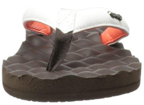 Reef Dreams Damen Brown/White/Coral