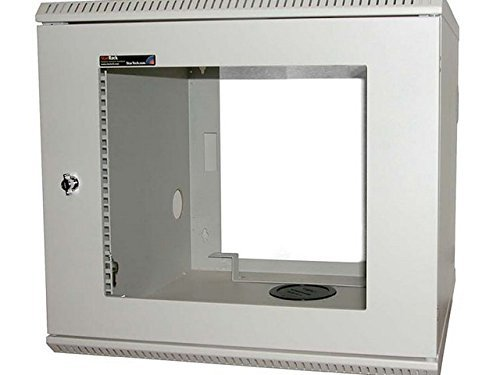 10U 19 Wall Mounted Server Rack Cabinet by STARTECH.COM