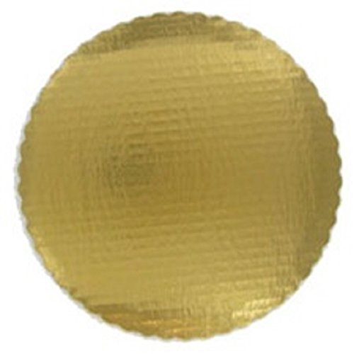 Oasis Supply OA GDSCB 8R-8 Scalloped Cake Circle, 8-Inch,...