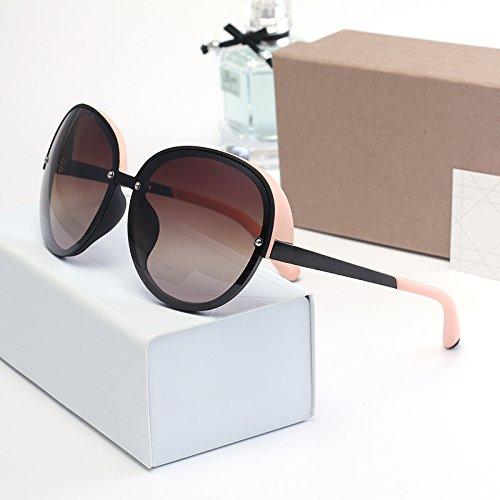 Gafas De Gafas zhenghao Las De gules Anti Xue Ultravioleta para Black Gafas Polarizadas Sol Sol HwvYaqf