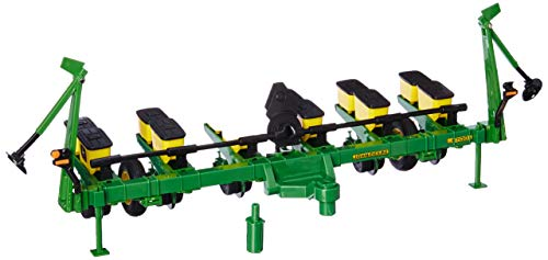 - John Deere Big Farm 1700 Corn Planter, Green, Yellow, Black