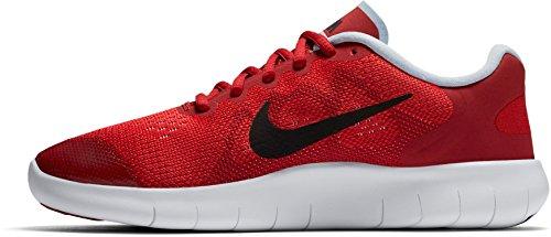 2017 Niños gs Rn Zapatillas Rojo Nike Free De Running wqaEHwWf