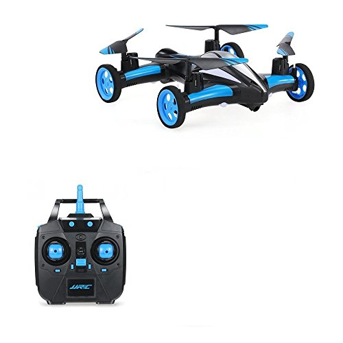 KingPow Flying Rc Cars RC Quadcopter Cars RC Quadcopter Remote Control Drone Flying - Vehicle Control Hd Stability