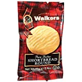 Walkers Mini Shortbread Round Individually Wrapped Biscuits x 200