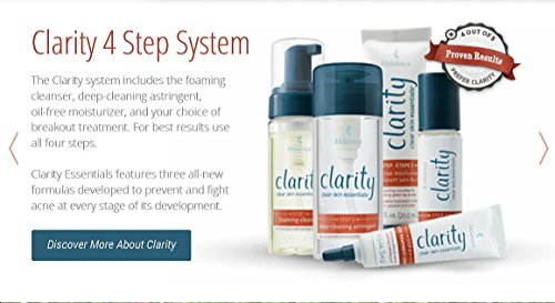 Clarity Anti acne Kit 6 Pieces