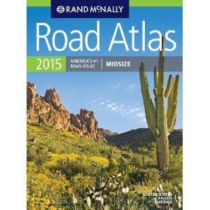(Road Atlas 2015 Midsize (United States/Canada/Mexico))