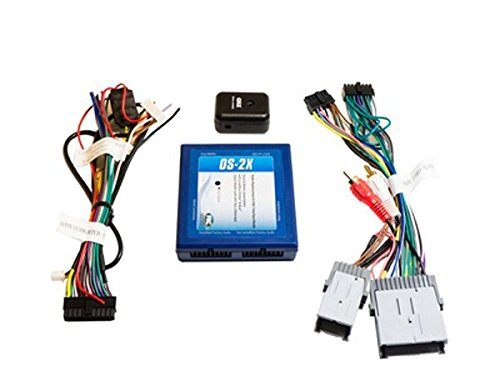 PAC OS2X Radio Replacement Interface with Onstar Retention for Select GM Class II (2 Onstar Interface)