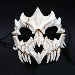 RONSHIN Japanese Gods Style Deluxe Resin Ninja Mask Prom ...