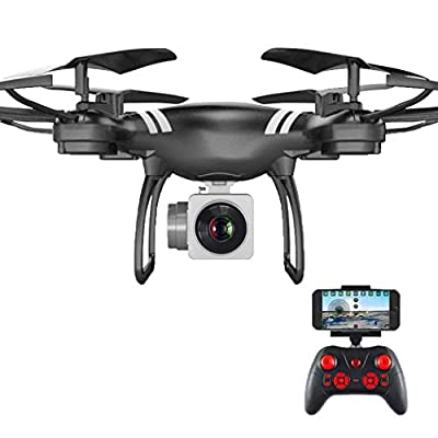 Auto Return Drone Quadcopter Remote Control Helicopter WiFi Real-time Four-axis Drone Helicopters