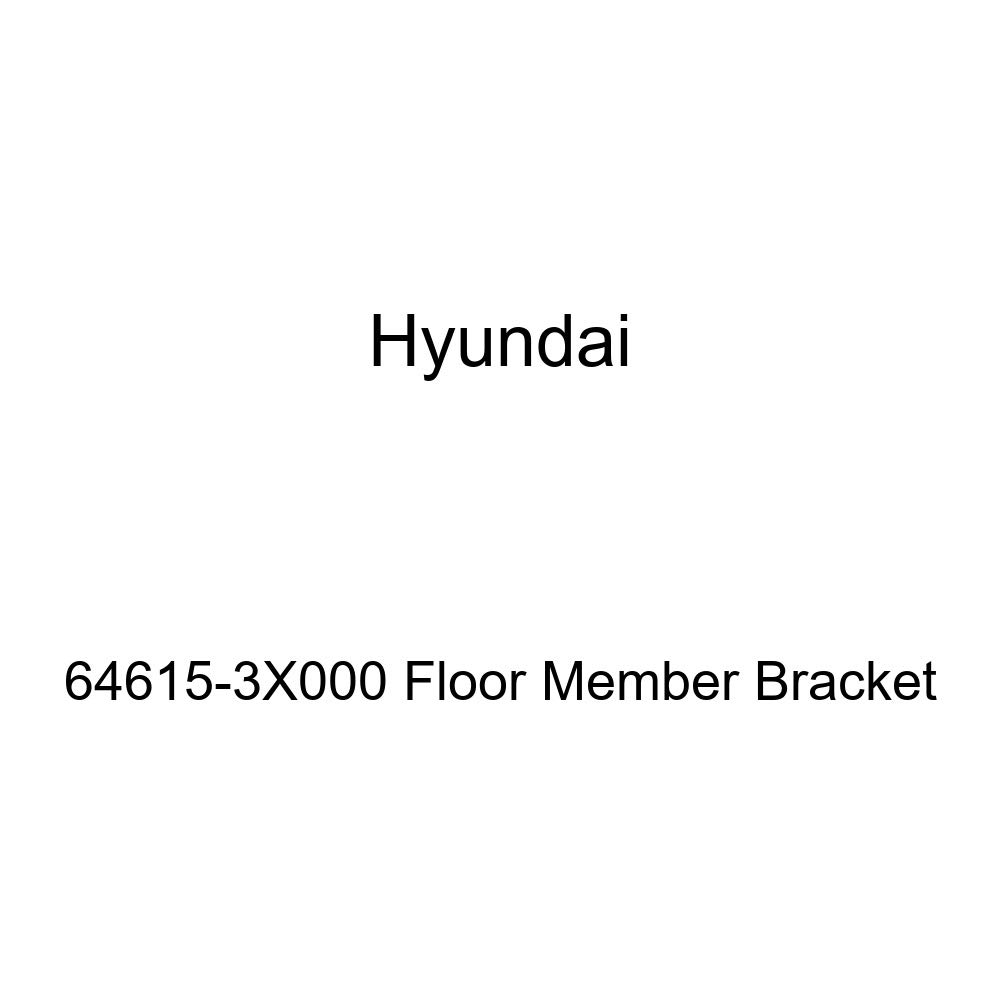 Genuine Hyundai 64615-3X000 Floor Member Bracket