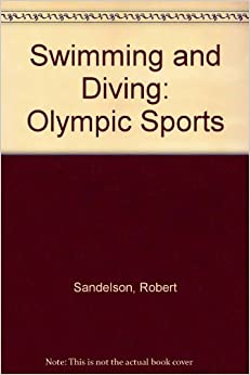 Book Swimming and Diving: Olympic Sports
