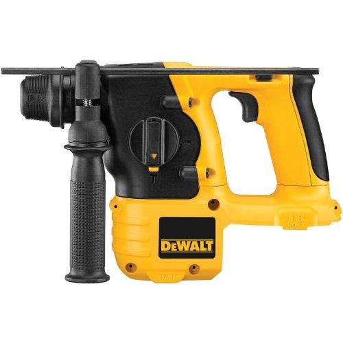 [DEWALT Bare-Tool DC212B 18-Volt 7/8-Inch Cordless SDS Hammer (Tool Only, No Battery)] (Dewalt 18v Hammer Drill)