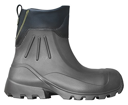 Billy Boots Commander 9'' Eva Safety Toe Boot - Composite Toe - Black - Size 8 by Billy Boots (Image #1)