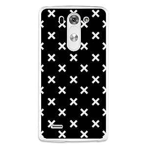 BeCool LG G3 S TPU Cover White X