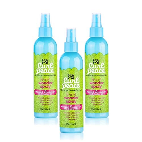 Just for Me Curl Peace 5-In-1 Wonder Spray