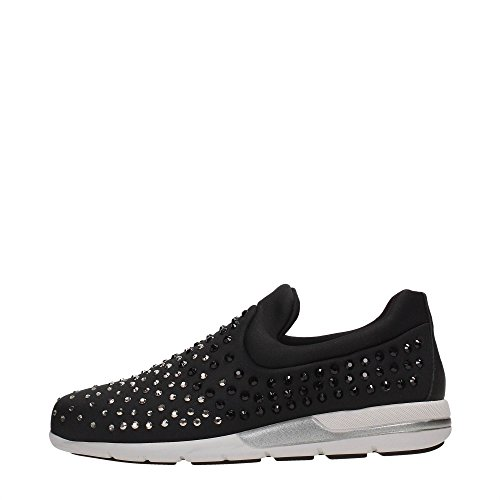 Classic Sneakers Studded Black