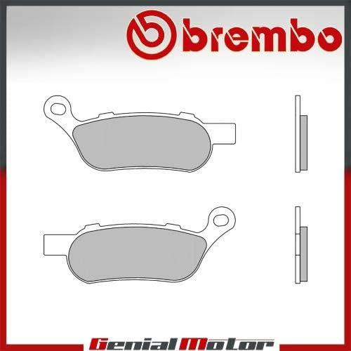 Pastiglie Brembo Post 07HD07.SP FXDF FAT BOB 1584 2008  2010