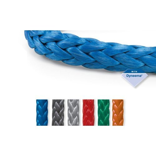 (Samson Amsteel Blue Rope, 1/8
