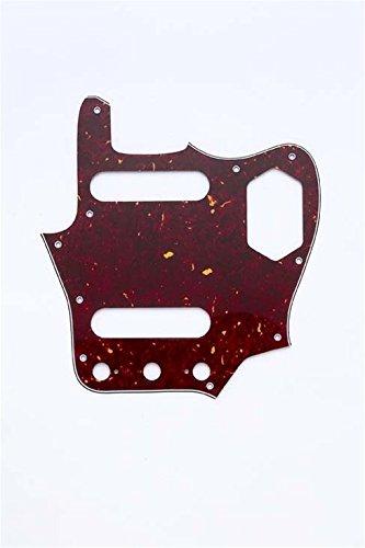 (Allparts PG-0580-044 Red Tortoise Pickguard for Jaguar)