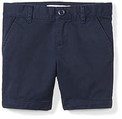Amazon Essentials Girls' Uniform Short
