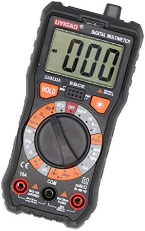 LZP-PP High Quality 1999 Counters LCD Display AC DC Voltage Current Digital Multimeter Accurate