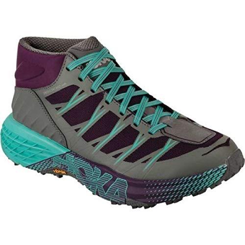 (ホカ オネオネ) Hoka One One レディース ランニング?ウォーキング シューズ?靴 Speedgoat Mid Waterproof Trail Shoe [並行輸入品]