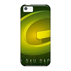 MMZ DIY PHONE CASEipod touch 5 ZIj10696LBHH Allow Personal Design Realistic Green Bay Packers Pictures Durable Hard Phone Cover -JacquieWasylnuk