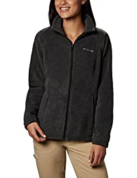 Women's Benton Springs Classic Fit Full Zip Soft Fleece Jacket