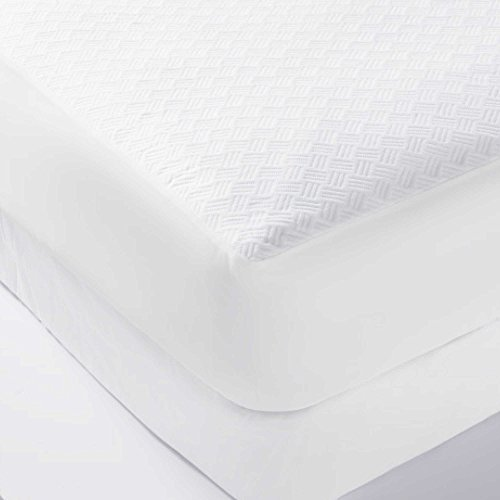 Healthy Nights Fitted Waterproof Mattress Protector
