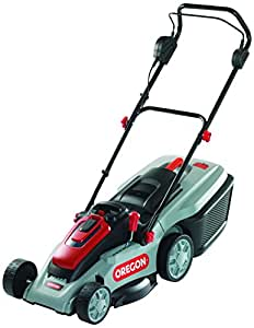 Oregon Cordless 40V Lawn Mower Kit LM300 - R7 6.0 Ah Battery with Rapid Charger