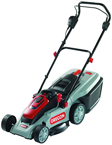 Oregon Cordless 40V Lawn Mower Kit LM300 - R7 6.0 Ah Battery with Rapid Charger by Oregon