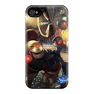 JOH1007OgqC Megaman Fashion Tpu 6 Cases Covers For Iphone