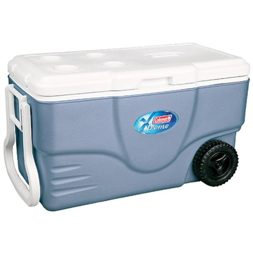 62 Quart Wheeled Cooler - 2