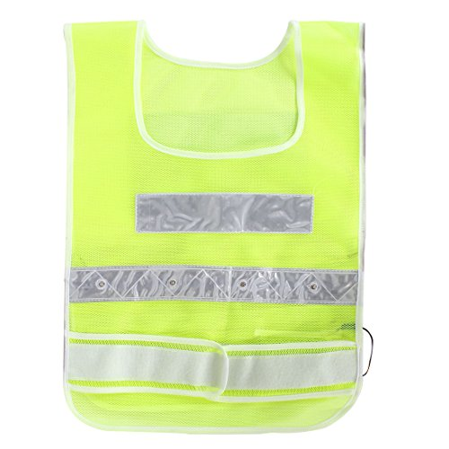 uxcell Illuminated Detachble Straps Reflective