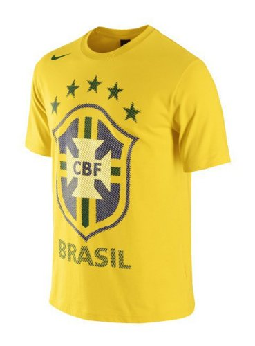 Nike Brazil Core Federation T-shirt ()