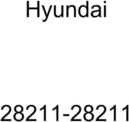 Genuine Hyundai 28211-28211 Air Intake Duct