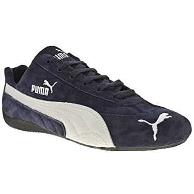 bbc89041178 Puma Speed Cat - 9 Uk - Navy - Suede  Amazon.co.uk  Shoes   Bags