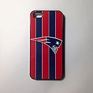 New England Patriots iPhone 5/5s Case Black