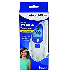 HealthWise Forehead Infrared Thermometer