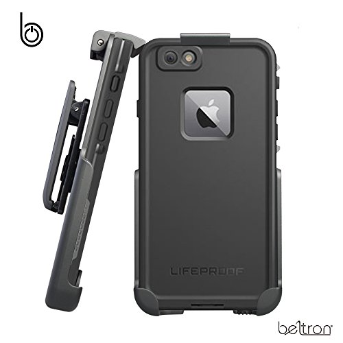 BELTRON Belt Clip Holster for LifeProof FRE Case - iPhone 7 (case is not Included)