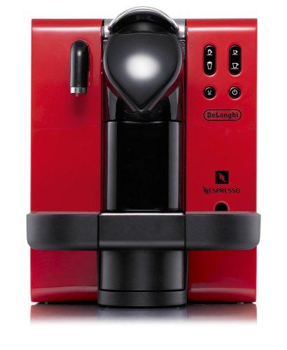 amazoncom delonghi en660r nespresso lattissima singleserve espresso maker red combination coffee espresso machines kitchen u0026 dining - Nespresso Delonghi