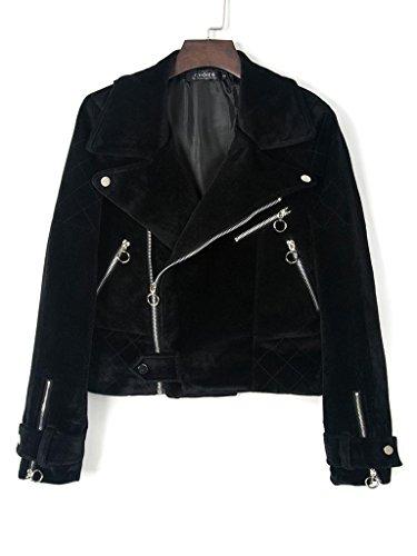 Zip Detail Jacket - 4