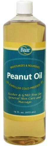 Peanut Oil 16 Oz, Health Care Stuffs